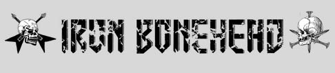 Iron Bonehead Productions - Logo