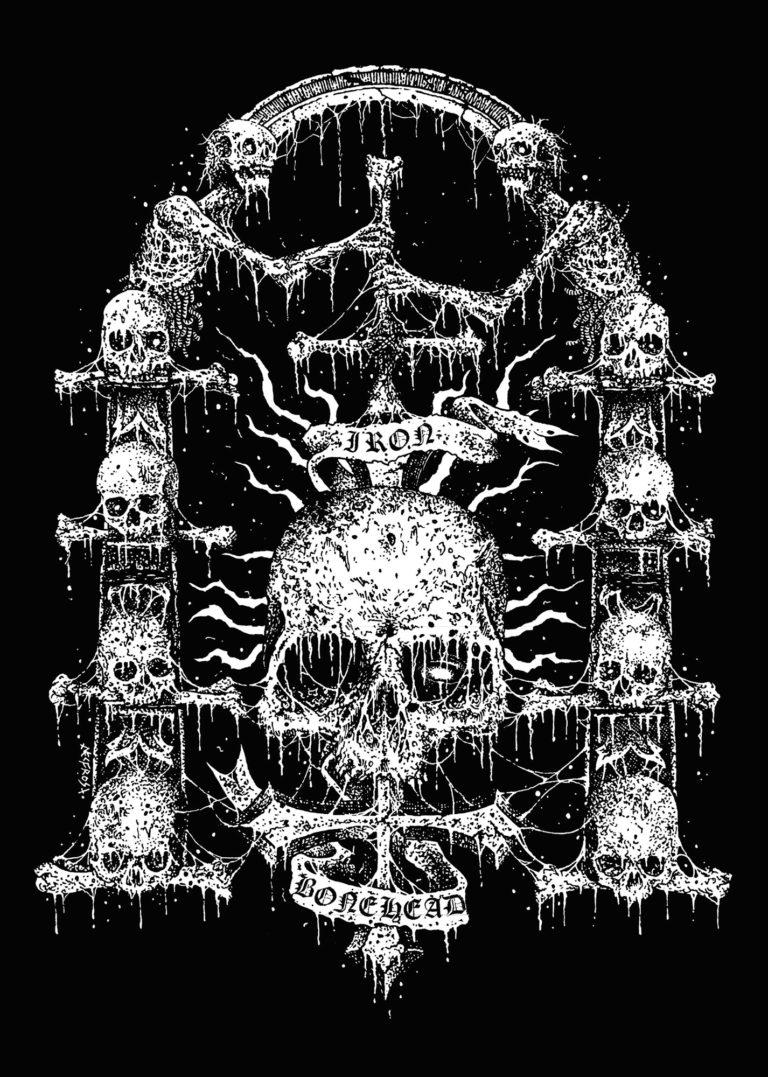 Iron Bonehead Productions - Underground Black & Death Metal Label & Shop
